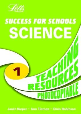 Success for schools: KS3 science framework course by Graham Booth (Paperback /