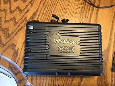 XM WX Weather Receiver Bluetooth (plus AV8OR Portable GPS)