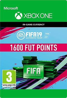 Fifa 19 Ultimate Team - 1600 Fifa Points | Xbox One - Download Code