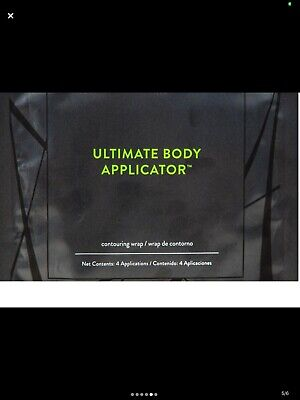 Two Single Packs Of it works body wrap