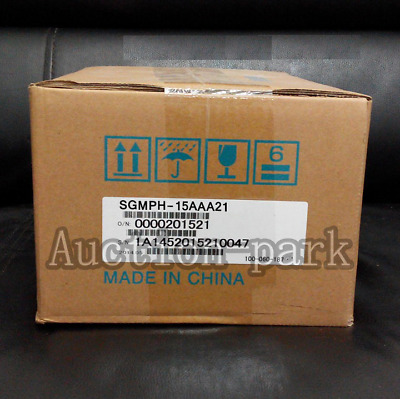 1PC NEW IN BOX Yaskawa servo Motor SGMPH-15AAA21 one year warranty