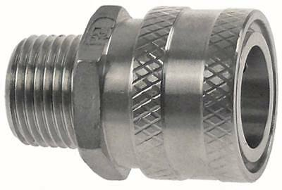 """Coupling Socket DN13 Connection 1/2 """" Ag Cns"""