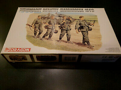 Dragon Can.do 1//35 Maßstab Wehrmacht Infanterie Panzer Grenadiere Barbarossa