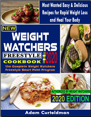 New Weight Watchers  Freestyle Cookbook 2020 – The Complete  - Vintage Diabetic