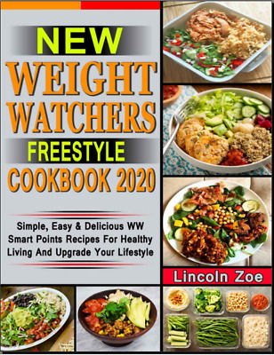 New Weight Watchers Freestyle  Cookbook 2020 – Simple, Easy   Vintage Diabetic