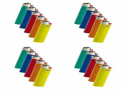 Bic Classic Full Size Lighter Maxi Full Size 5 Pack, (Set of 4)
