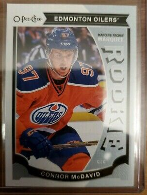2015-16 Ud Opc Update Connor Mcdavid Upper Deck Rookie Marquee Mint New Bgs? Rc