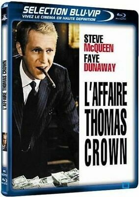 [Blu-ray] L'affaire Thomas Crown [ Steve McQueen, Faye Dunaway ] NEUF cellophané