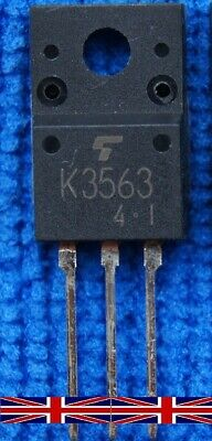 5PC 2SK3561 K3561 TO-220F N-channel FET TOSHIBA Toshiba