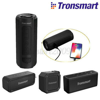 Tronsmart bluetooth Speaker Portable Wireless Subwoofer Amplifier Boombox Stereo