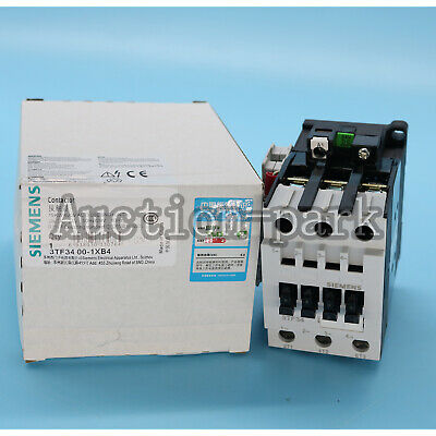 SIEMENS Contactor 3TF3400-1XB4 3TF34 00-1XB4 New In Box Free Shipping #XR