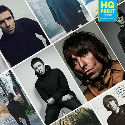 LIAM GALLAGHER Album & Tour POSTERS As You Were Why Me Why Not Oasis A4 A3 A2 A1
