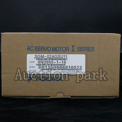 1PC NEW IN BOX Yaskawa servo Motor SGM-02AGSU11 one year warranty