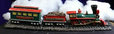 Vintage Wee Craft Village Express Train Accents Unlimited