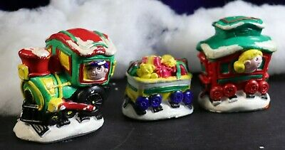 Rare Vintage Wee Craft Train Set