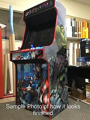 Arcade Cabinet Full size Do It Yourself