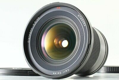 [Optical MINT ] CONTAX Carl Zeiss Distagon T* 35mm F/3.5 for 645 From JAPAN #423