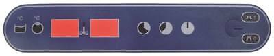 Control Panel Film Height 46mm Length 250mm