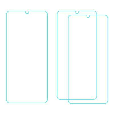 Hat-Prince 9H 2.5D Screen Film Tempered Glass Full Cover for Moto E6 Plus  TN2F