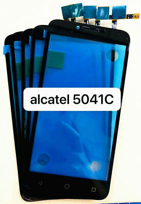 Front Touch Screen Digitizer Glass Replacement Part For Alcatel Tetra 5041C