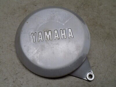 84 Yamaha QT 50 Yamahopper Right Engine Motor Transmission Clutch Outer Cover