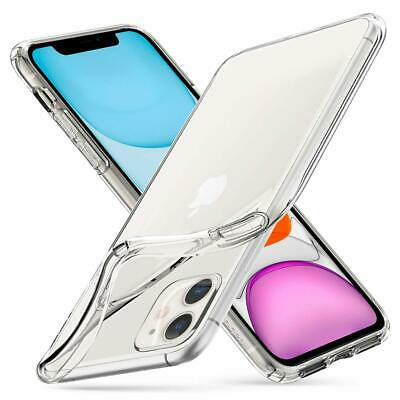 Screen Protector & Silicone Case Cover For New iPhone 11 , 11 Pro 11 Pro Max
