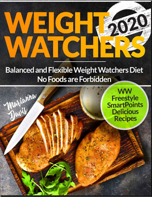 Weight Watchers 2020 Balanced and Flexible Weight Watchers Vintage Diabetic{PDF}