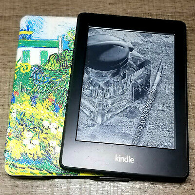 Amazon Kindle Paperwhite 2nd (6th Generation) 2GB, WiFi+3G, Black, eReader