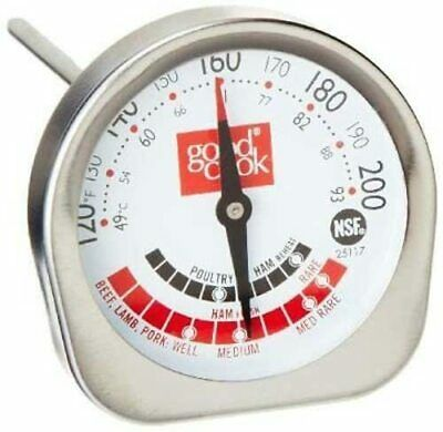 Good Cook S/S Meat Thermometer