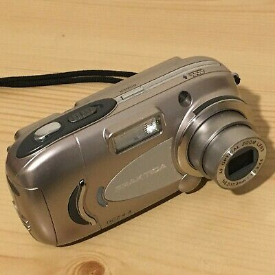 praktica Dcz 4.4 Digital Camera Silver