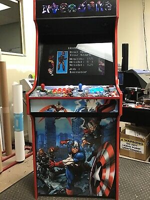 Arcade Cabinet MAME full size