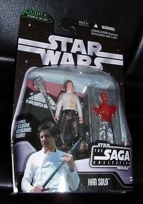2006 Star Wars. The Saga Collection 002. Han Solo