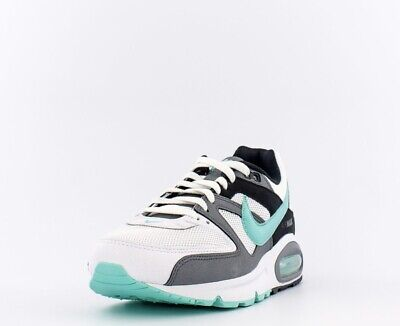 NIKE AIR MAX Command Leather Sneaker Trainers #409998 100