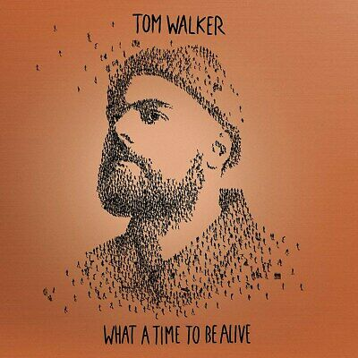 What a Time to Be Alive - Tom Walker (Deluxe  Album (Jewel Case)) [CD]