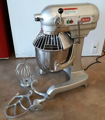 Berkel PM-10 Quart Planetary Mixer 3 Speed 1/2 HP