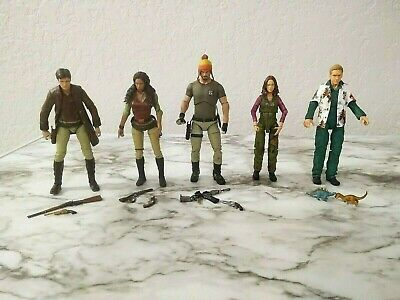 Firefly Funko Legacy Collection  Lot of All 5 Figures Mal Jayne Zoe Wash Kaylee