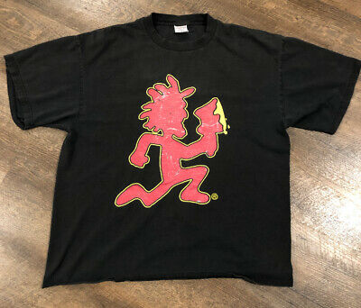 Vintage Insane Clown Posse ICP Shirt XL - Psychopathic Records Rare