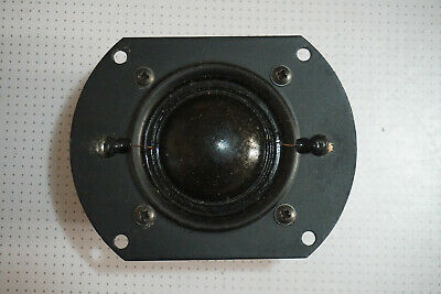 """SEAS H113 1 1/2"""" 6 Ohm Dome Tweeter Speaker Driver RARE Made in Norway"""