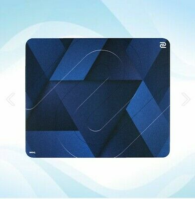 BenQ Zowie G-SR-SE Deep Blue Computer Laptap Tablet Premium Gaming Mouse Pad