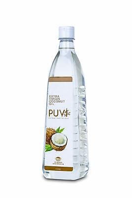 Cold Pressed Extra Virgin Coconut Oil Centrifuge Wet Process 1 Litre Brand New