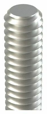 Fabory Fully Threaded Rod,  18-8 Stainless Steel,  M6-1mm,  1m Length