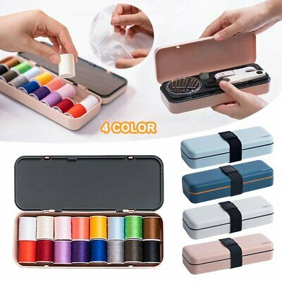 Sewing Kit Multifunctional Portable Sewing Threads Kit for Home Travel &H