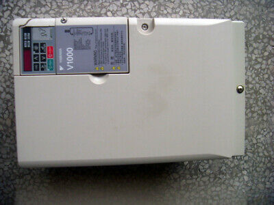 1PC USED YASKAWA V1000 inverter CIMR-VB4A0031 FBA 15KW/11KW 380V Tested Good