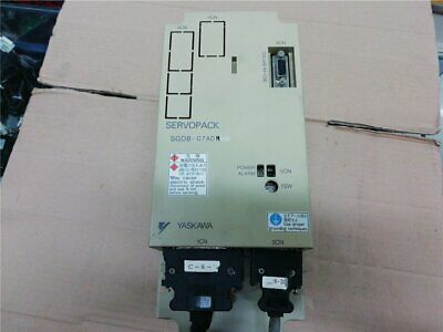 1PC Used Yaskawa servo drive SGDB-07ADM SGDB07ADM Tested Good