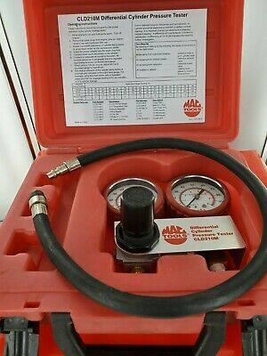 Mac Tools CLD210M Differential Cylinder Pressure Tester - Missing Bolts