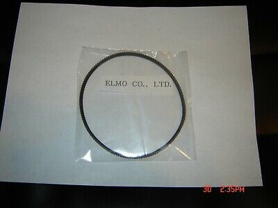 Elmo 16mm Projector V Belt Motor Belt, Elmo Part # 4P9SFK001 , Elmo # MB-7