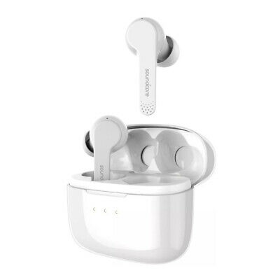 Anker Soundcore Liberty Air True Wireless In-Ear Headphones (White)
