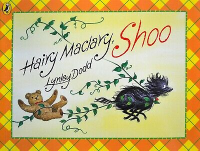 Hairy Maclary, Shoo by Lynley Dodd (Paperback)