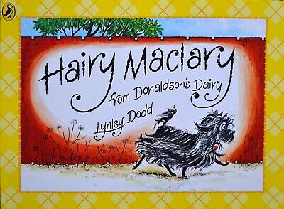 Hairy Maclary from Donaldson's Dairy by Lynley Dodd (Paperback)