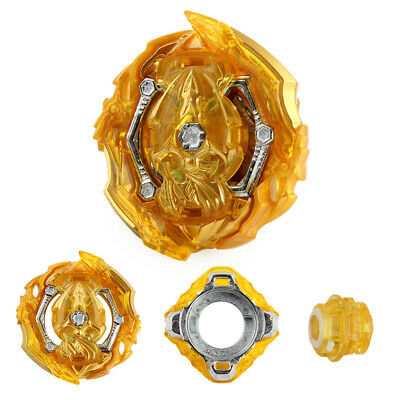 Gold Beyblade Burst GT B-150 Union Achilles Booster Starter Top Without Launcher